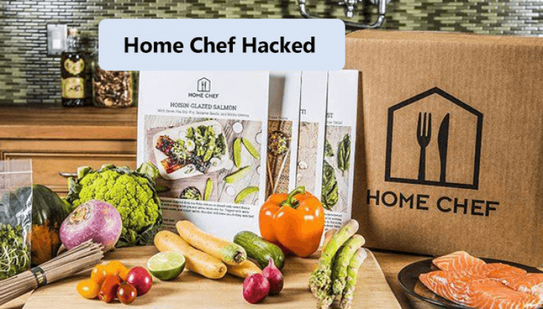 Home Chef Hacked – Hackers Selling 8M User Records on a Dark Web Marketplace