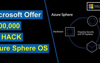 Microsoft Offer $100,000 To Hack Azure Sphere Linux IoT OS Using RCE Exploits