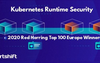 Kubernetes Security Firm Portshift Chosen as a 2020 Red Herring Top 100 Europe Winner