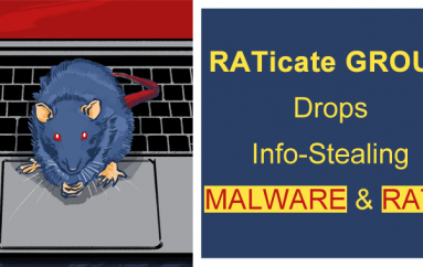 RATicate – Hackers Group Launching an Information Stealing Malware via Remote Admin Tool