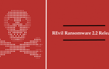 REvil Ransomware 2.2 Released – Now Encrypts Open and Locked Files