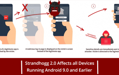 New Android Bug Strandhogg 2.0 Affects all Devices Running Android 9.0 and Earlier