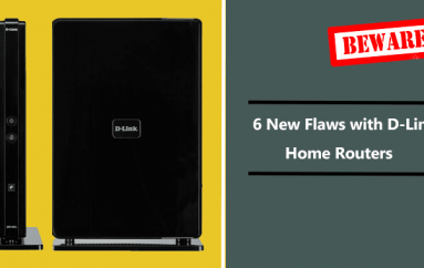 6 New Vulnerabilities with D-Link Home Routers Let Hackers to Launch Remote Attacks