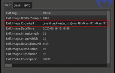 Crooks Hide E-Skimmer Code in Favicon EXIF Metadata