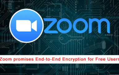 Zoom Takes U-Turn, Promises End-to-End Encryption for Free Users