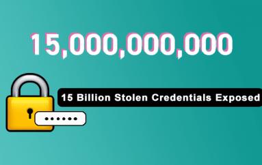 Beware!! 15 Billion Stolen Username & Passwords for Sale On the Dark Web