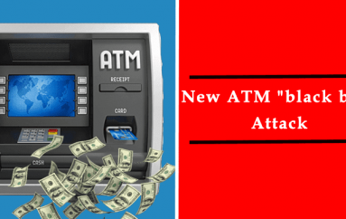 "ATM ""black box"" – A New Attack to Dispense Money from ATM Terminal"
