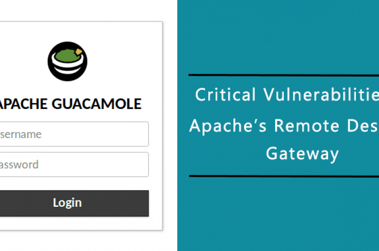 Critical Security Vulnerabilities Exposes Apache's popular Remote Desktop Gateway for Hacking
