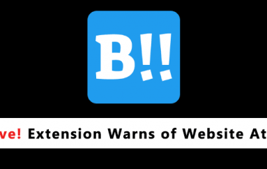 Behave – A New Browser Extension to Find Web Sites that Perform Browser-Based Port Scans or Attack