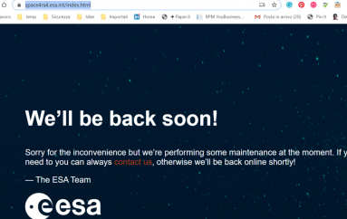 Ghost Squad Hackers Defaced a Second European Space Agency (ESA) Site in a Week