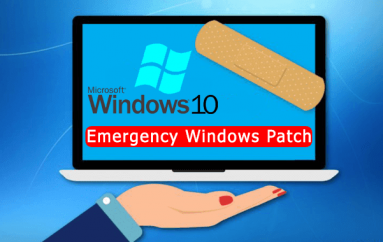 Microsoft Released Emergency Security Updates for Windows 10 to Fix Remote Code Execution Bugs