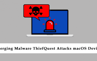 Emerging Mac Malware ThiefQuest Attacks macOS Devices, Encrypts Files, and Installs Keyloggers