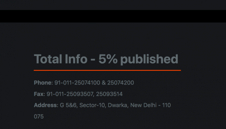 Maze Ransomware Operators Hacked Highways Authority Of India (NHAI)