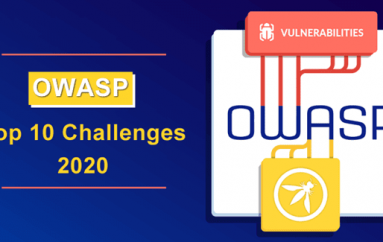 OWASP top 10 Challenges 2020 – Security Risks and Vulnerabilities