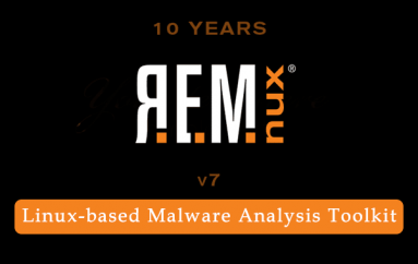REMnux – A Linux-based Malware Analysis Toolkit for Malware Researchers