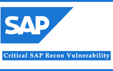 Critical SAP Recon Vulnerability Affecting Over 40,000 Customers