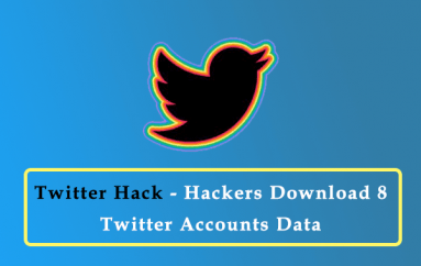 Twitter Hack – Hackers Downloaded Account's Information of  Eight Twitter Accounts