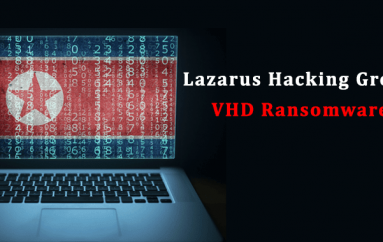 Lazarus Hacking Groups Behind the Targeted VHD Ransomware Attacks
