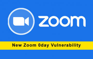 Zoom 0day Vulnerability Let Remote Attacker to Execute Arbitrary Code on Victim's Computer