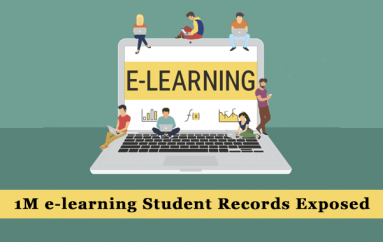 1M e-learning Student Records Exposed Online From Misconfigured Cloud Storage