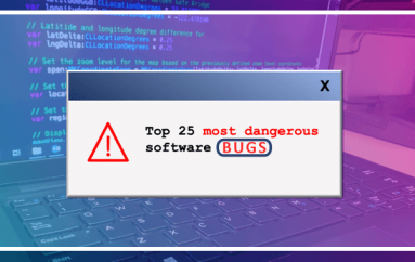 CWE Top 25 – Mitre Released Top 25 Most Dangerous Software Bugs