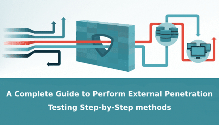 A Complete Guide to Perform External Penetration Testing on Your Client Network | Step-by-Step Methods