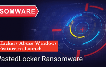 Hackers Abuse Windows Feature To Launch WastedLocker Ransomware to Evade Detection