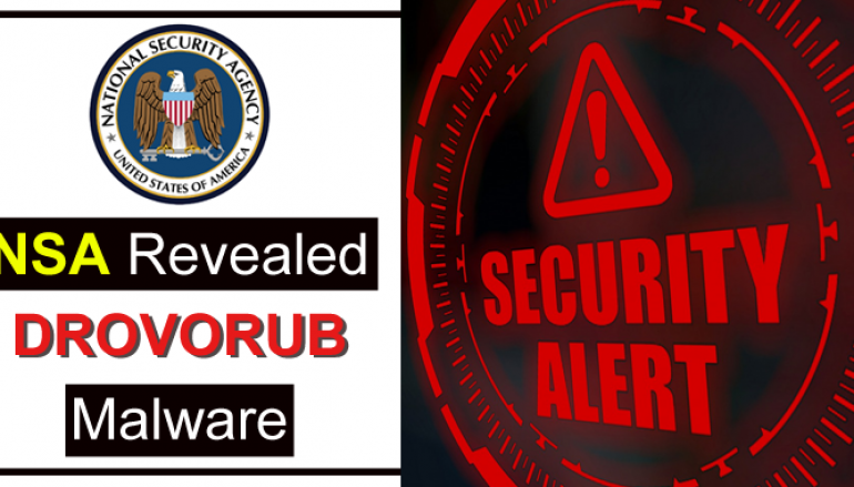 """NSA Revealed A Russian APT28 Hackers Made Previously Undisclosed Stealthy """"Drovorub"""" Linux Malware"""