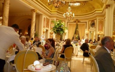 Ritz Hotel Diners Were Victims of a Sophisticated Scam