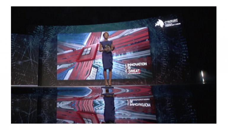 UK Receives 2020 European CYBERSEC Award