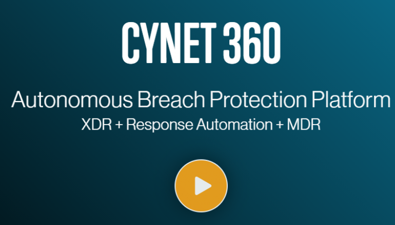 Cynet Unveils Complete Cybersecurity with Integrated XDR, MDR and Response Automation