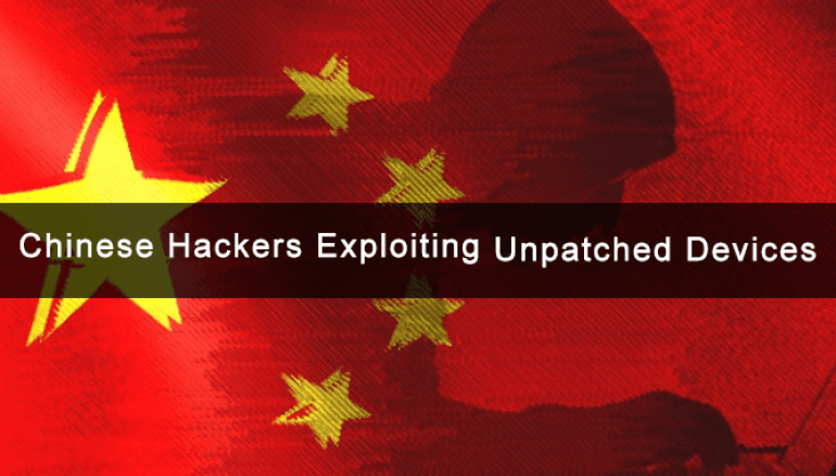 CISA warns that Chinese Hackers Using Open-source Exploitation Tools to Target U.S. Agencies