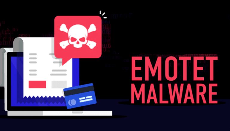 Sudden Upsurge with Emotet Malware that Designed to Steal Login Credentials