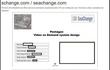 SeaChange Video Delivery Provider Discloses REVIL Ransomware Attack