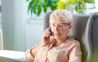 DOJ Scam Targets Elderly Americans