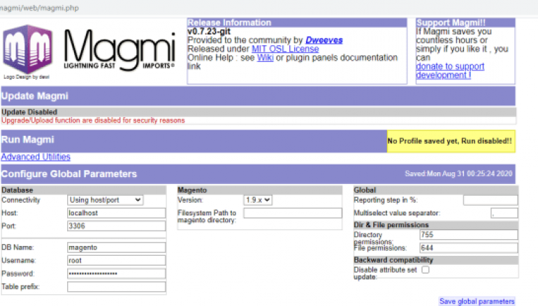 MAGMI Magento Plugin Flaw Allows Remote Code Execution on a Vulnerable Site