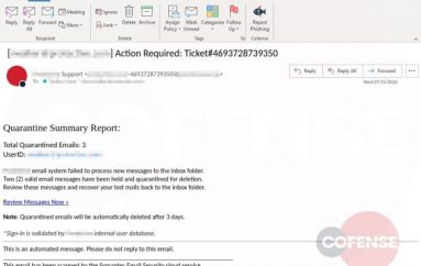 Hackers Use Overlay Screens on Legitimate Sites to Steal Outlook Credentials