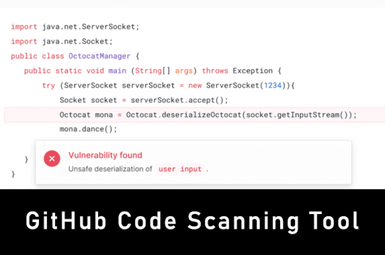 GitHub Launches Code Scanning Tool to Find Security Vulnerabilities – Available for All Users