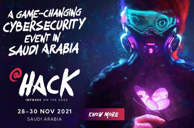 Saudi Arabia Teams Up with Black Hat Organisers to Launch World Class Hacking Event @HACK